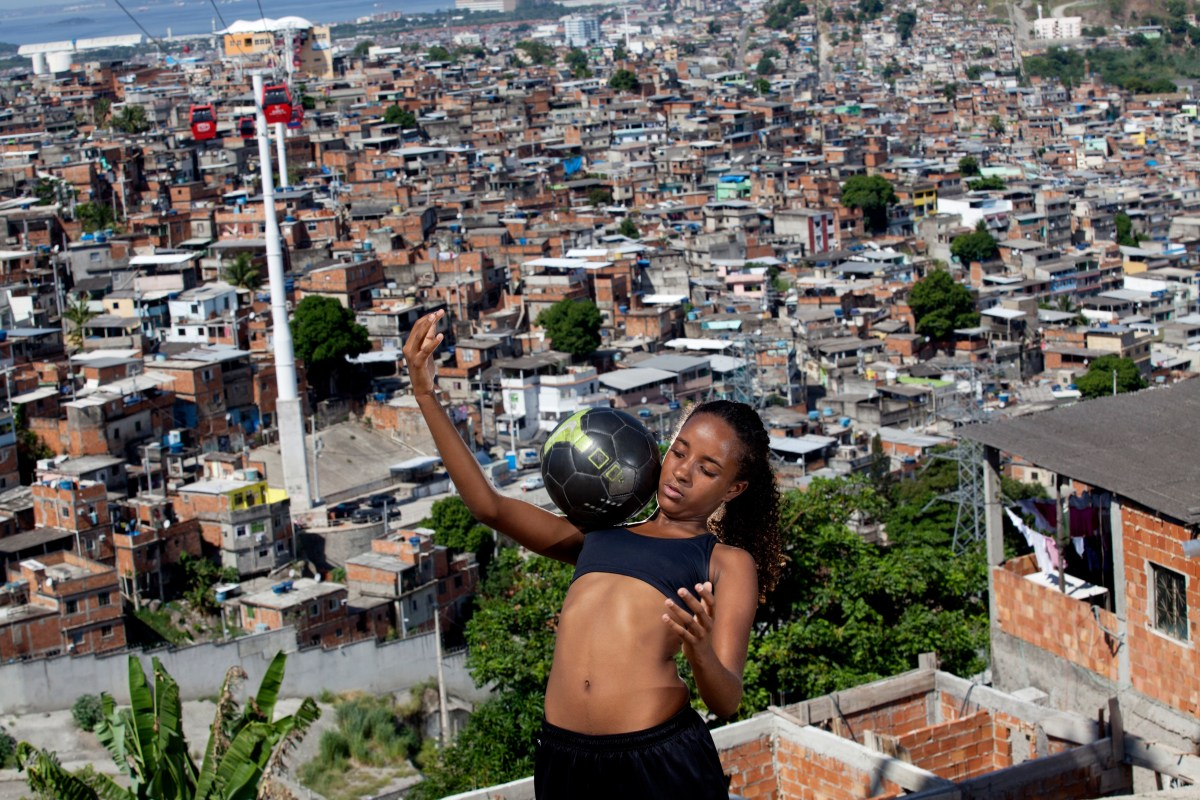 Embodying Rio