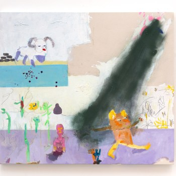There's No Place Like Home: The Childlike Turbulence of Maira Senise, at Zipper Galeria