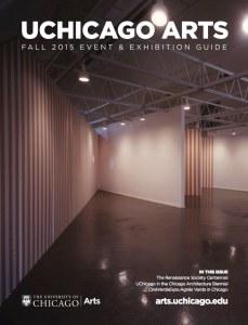 UChicago Arts Fall 2015