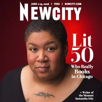 Newcity's June Issue Features Lit 50: Who Really Books in Chicago