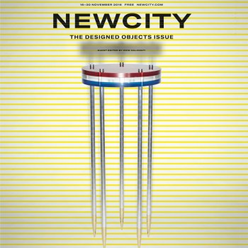 Newcity's Designed Objects, Guest Edited by Rick Valicenti, Returns This December