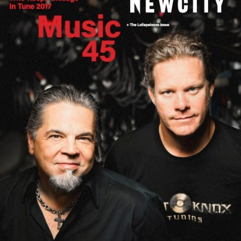 This August, Newcity's Music 45 Showcases Chicago's Music World
