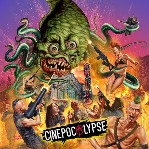 Image result for CINEPOCALYPSE 2019