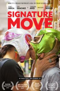 Signature Move Movie Poster