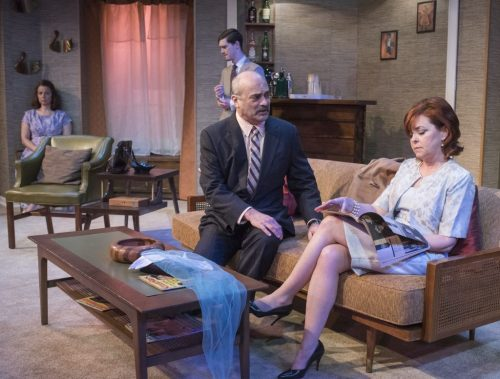 Lori Myers, Andy Monson, Ron Quade, Judy Lea Steele/Photo: Dean La Prairie