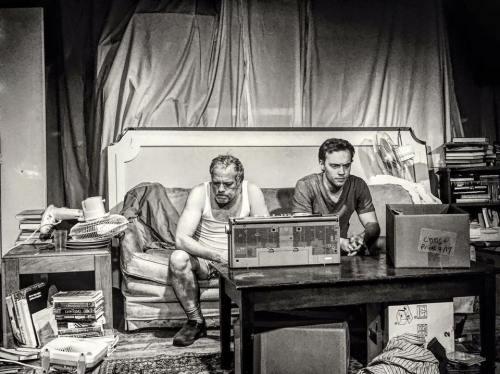 Scott Olson and Alexander Gudding/Photo: Ian Michael James