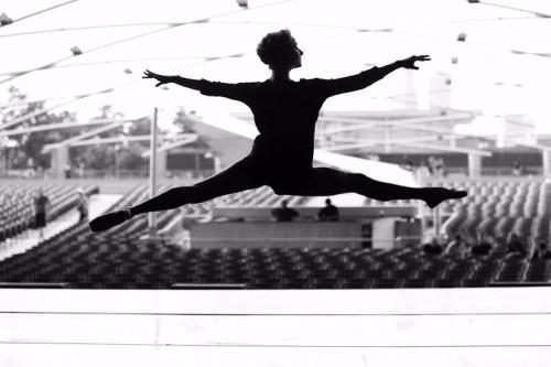 Diana Yohe of Pittsburgh Ballet. Photo: Todd Rosenberg