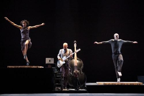 Dorrance Dance. Photo: Jamie Kraus