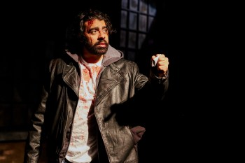 A Hero for Our Time: A Review of The Wolf at the End of the Block at Teatro Vista