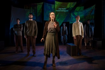 Out of the Woods: A Review of In To America at Griffin Theatre Company
