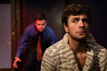 Drinking Man's Guide to Fascism: A Review of Rhinoceros at The Public House Theatre