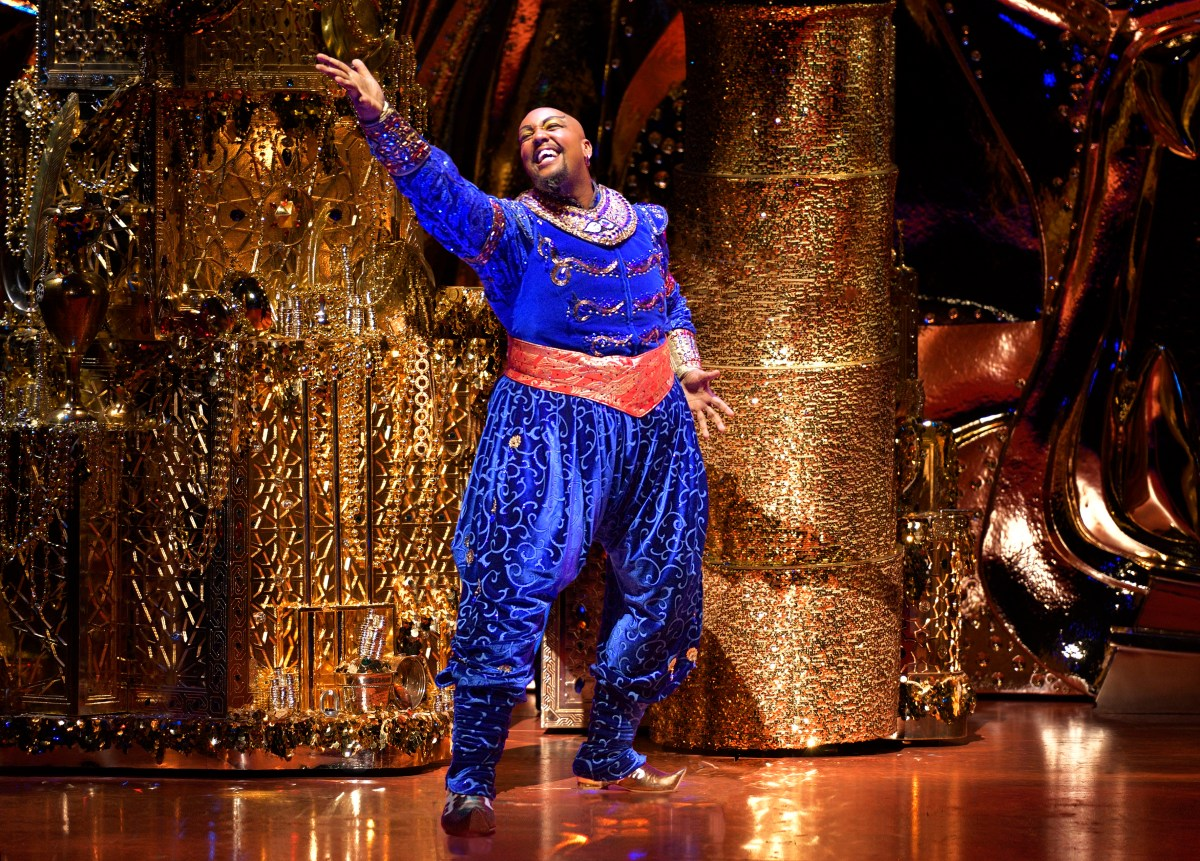 A Magical Ride: A Review of Aladdin at Broadway In Chicago