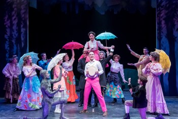 This Spoon Over Runneth: A Review of Mary Poppins at Mercury Theater Chicago
