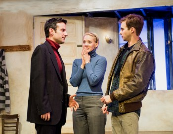 Emotional Downpour: A Review of Three Days of Rain at BoHo Theatre
