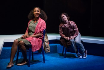 Moment For Moment: A Review of Bright Half Life at About Face Theatre