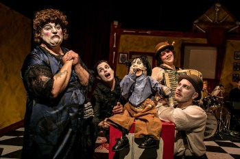 Deranged Delight: A Review of Shockheaded Peter at Black Button Eyes Productions