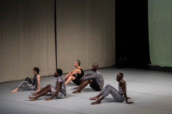 The Irrevocable Condition: Reggie Wilson/Fist + Heel Performance Group Explore the Trappings of Group Identity in CITIZEN