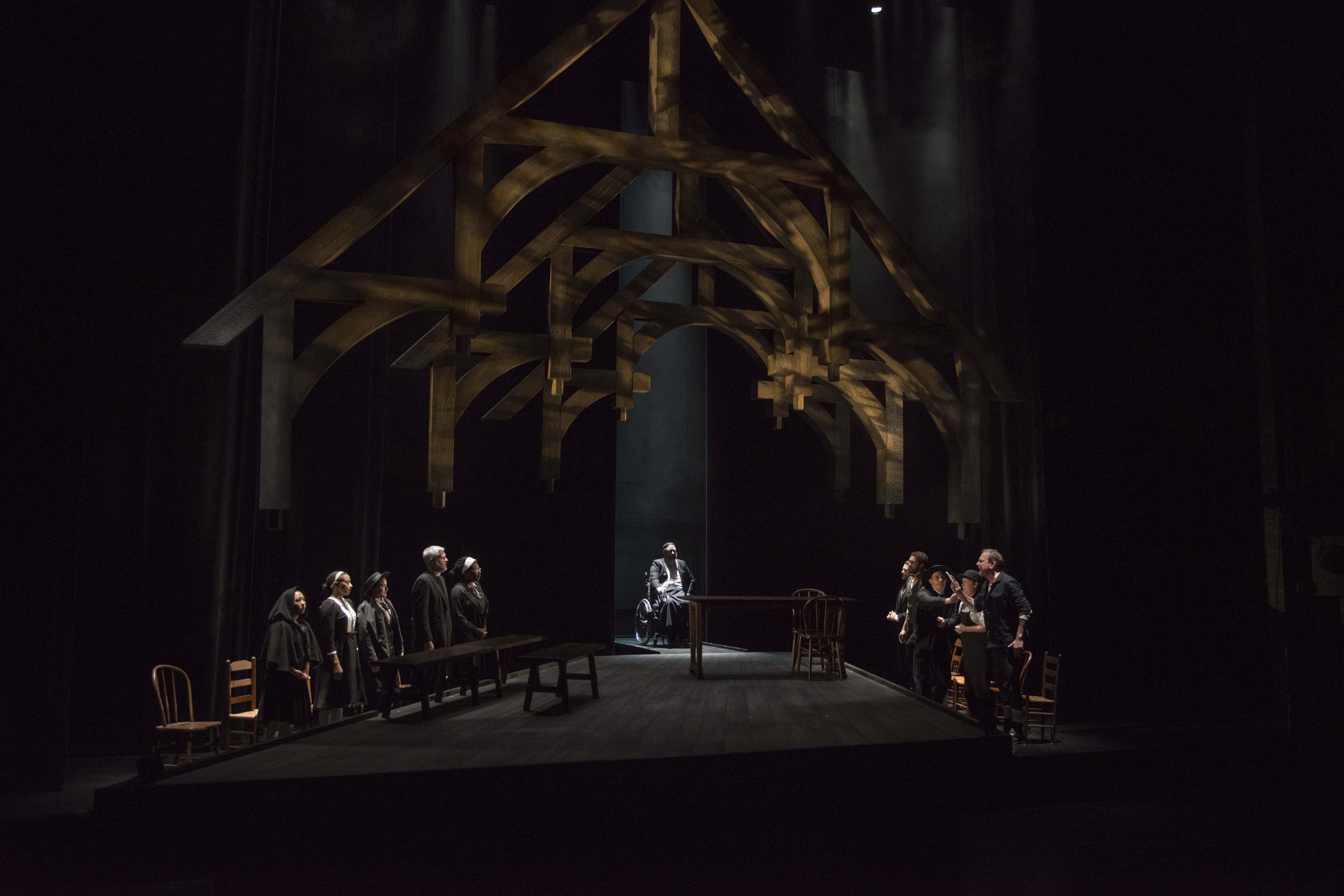 the theme of social deterioration in the play the crucible Learn more about the themes in the crucible, which can be easily applied to modern day situations  themes from the crucible  social navigation teaching tools.