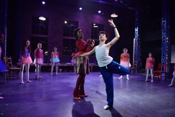 Dirty Dancing: A Review of Billy Elliot at Porchlight Music Theatre