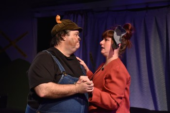 Vomiting Rainbows: A Review of Captain Steve's Caring Kingdom at The Factory Theater