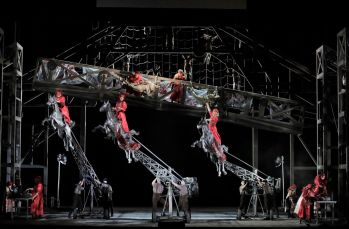 The Next Episode: A Review of Die Walküre at Lyric Opera of Chicago