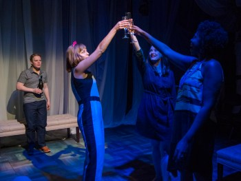Joy and Terror: A Review of Significant Other at About Face Theatre and Theater Wit