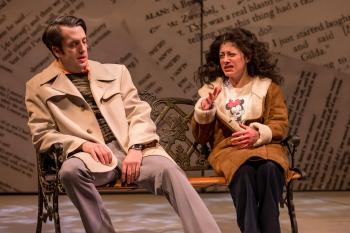 Just A Friend: A Review of Bunny Bunny: Gilda Radner, A Sort of Love Story at Mercury Theater Chicago