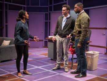 Stuck In Place: A Review of Breach: a manifesto on race in america through the eyes of a black girl recovering from self-hate at Victory Gardens Theater