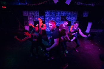 All Your Heroes Are Problematic: A Review of A Story Told in Seven Fights at The Neo-Futurists