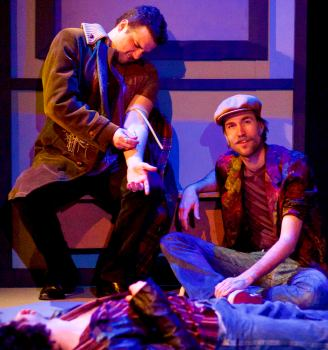 Duplicitous Dissolution: A Review of The Picture of Dorian Gray at City Lit Theater Company