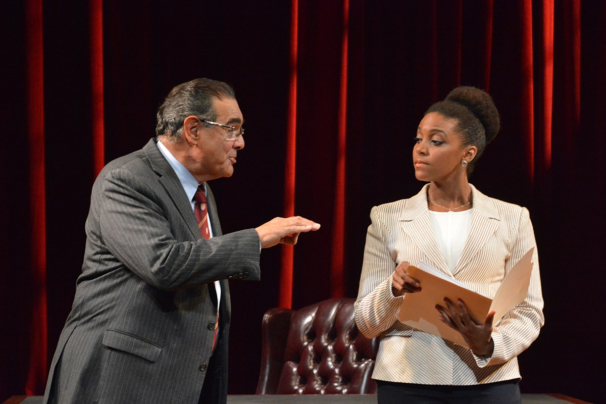 Unoriginal Originalist: A Review of The Originalist at Court Theatre