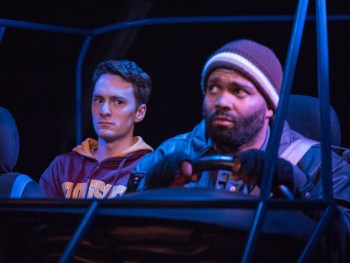 Breaking Down: A Review of Damascus at Strawdog Theatre Company