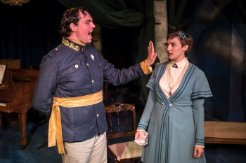 Not Very Rich: A Review of A Little Night Music at BoHo Theatre