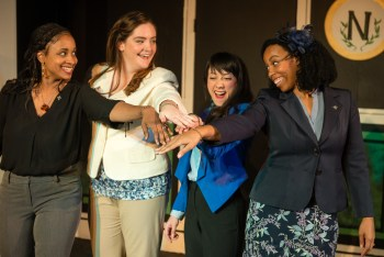 That's Too Long for a Play: A Review of Love's Labour's Lost at Invictus Theatre Company
