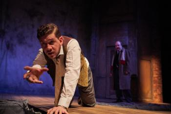 One Ghost Will Do: A Review of The Woman in Black at Royal George Theatre