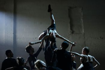 From Darkness to Light: A Review of Visceral Dance's TAKE at The Space at Rockwell