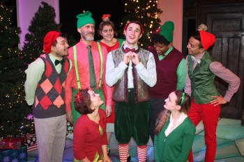 A Coming Out Christmas: A Review of Barney the Elf at Pride Films and Plays