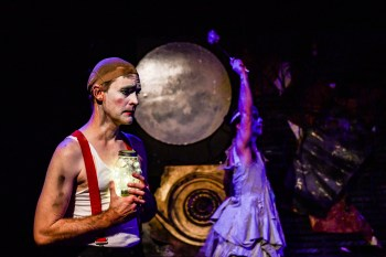 Creating Moonlight: A Review of Burning Bluebeard at The Ruffians and The Neo-Futurists