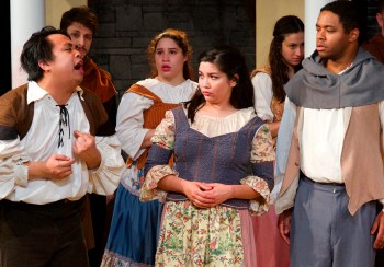 A Will for the People: A Review of Fuente Ovejuna at City Lit Theater