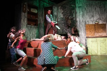 A Cut Above: A Review of Evil Dead The Musical at Black Button Eyes Productions
