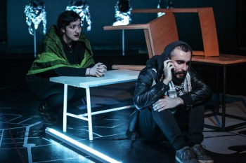 Breaking the Code Switch: A Review of I Call My Brothers at Interrobang Theatre Project