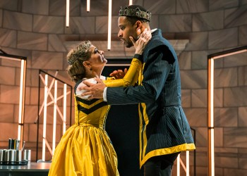 Something Swiftly This Way Comes: A Review of Short Shakespeare! Macbeth at Chicago Shakespeare Theater
