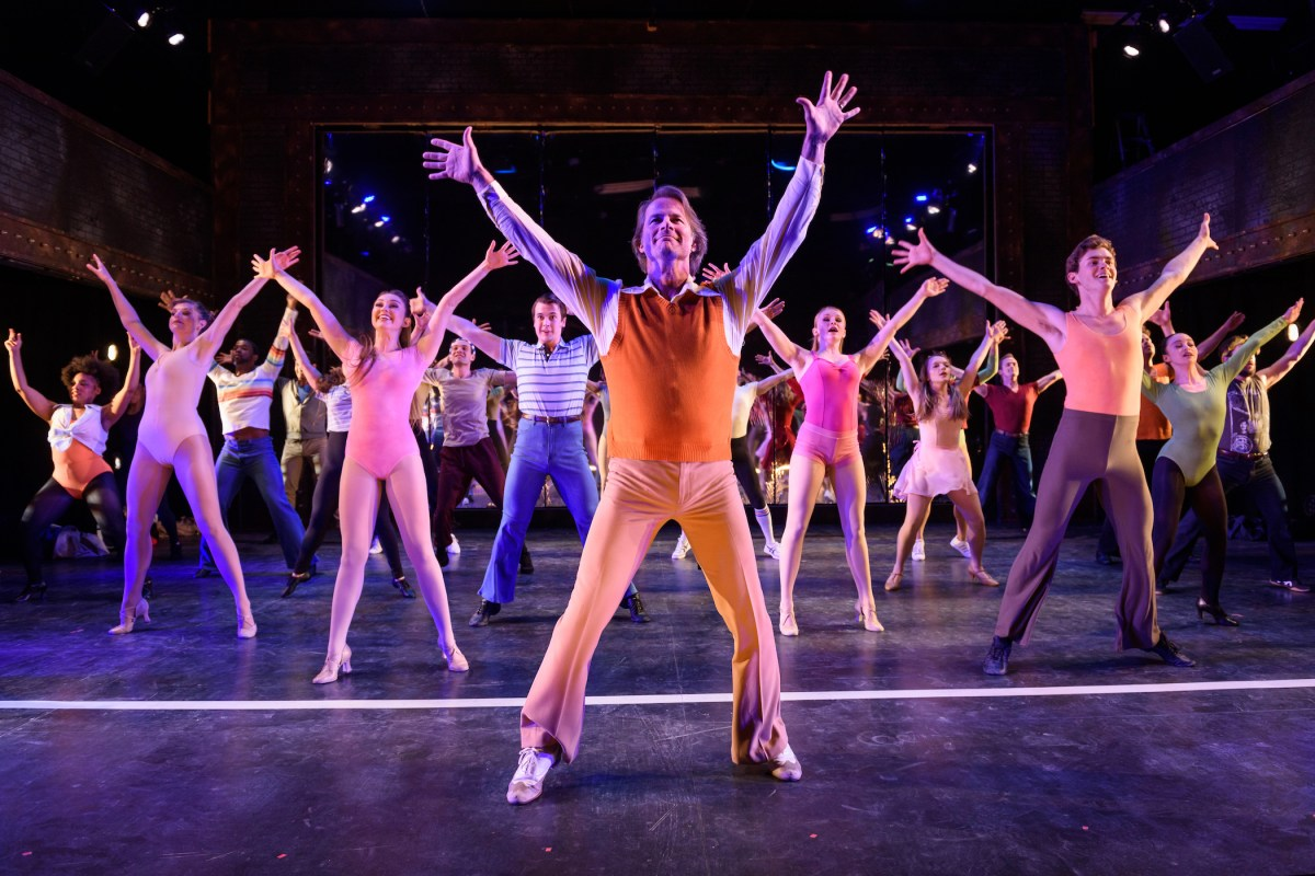 Drawing a Line on the Stage: A Review of A Chorus Line at Porchlight Music Theatre