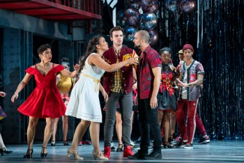 New Side, Same Story: A Review of West Side Story at Lyric Opera of Chicago