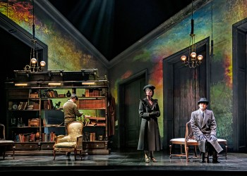 Nothing To Say: A Review of The King's Speech at Chicago Shakespeare Theater