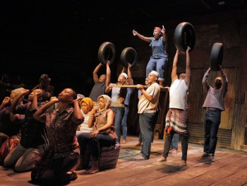 Hope Springs Eternal: A Review of A Man of Good Hope at Chicago Shakespeare Theater and Isango Ensemble