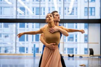 "From Words, Movement: The Joffrey Ballet Brings Cathy Marston's ""Jane Eyre"" to Chicago"