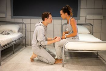 Love and Drugs: A Review of The Effect at Strawdog Theatre Company