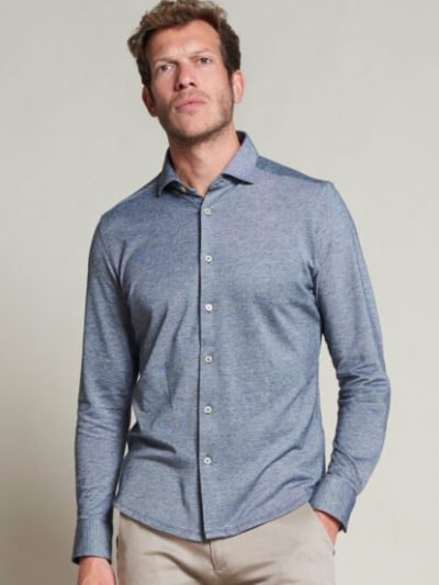 Dstrezzed_heren_shirt_cut_away_collar_melange_pique_649_1