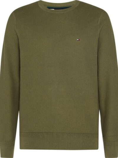 Tommy Hilfiger HONEYCOMB PULLOVER